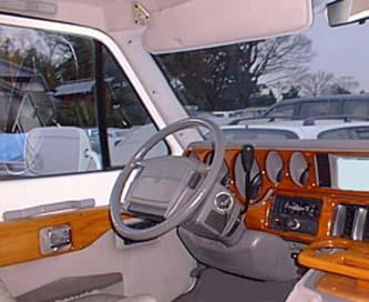 2000 Dodge RAM Custom Conversion Van.